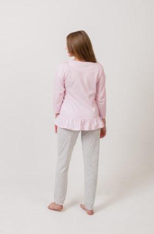 М-КАТЮША костюм женский розовый