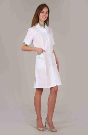 Халат медицинский жен. М-041 ткань Тиси